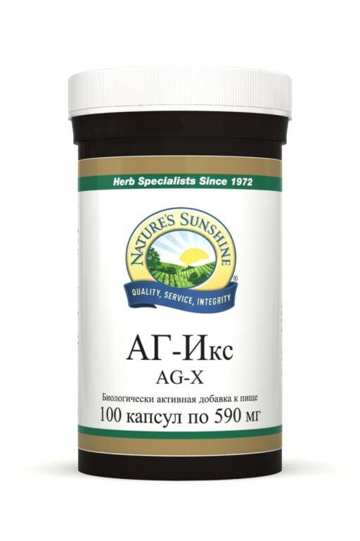 Фитокомплекс АГ- Икс | AG-X