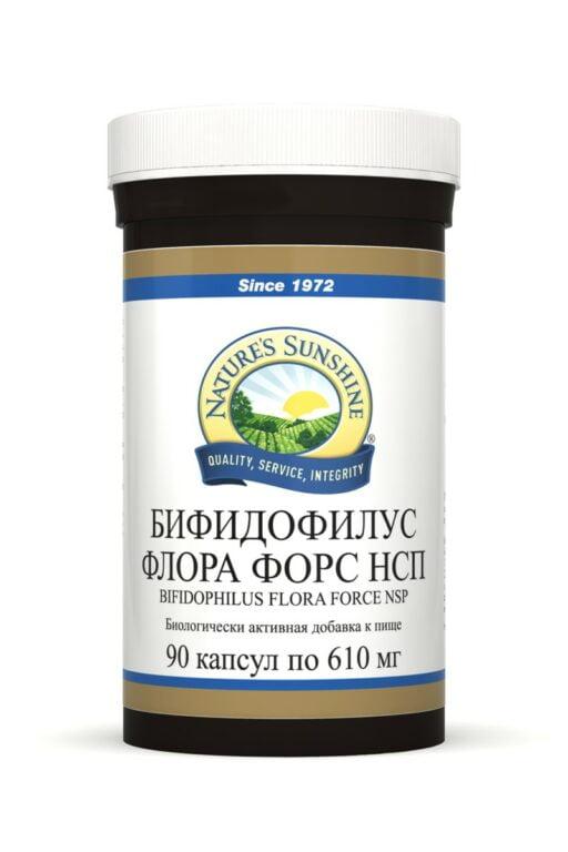 Bifidophilus Flora Force NSP | Бифидофилус Флора Форс НСП