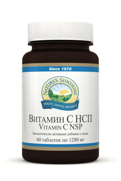 Витамин С НСП | Vitamin C NSP