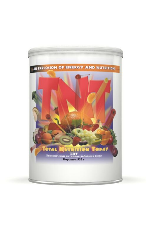 ТНТ | TNT (Total Nutrition Today)